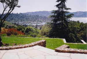 Flagstone Patio • Tiburon, California